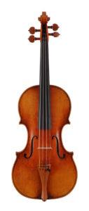 Hering Geigenbauer Leipzig - Geige Kreisler Guarneri del Gesù