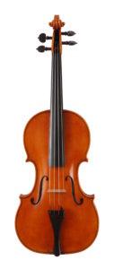 Geigenbaumeister Hering in Leipzig - Violine Leonhard